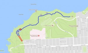 Land's End 5K & Kids Run @ USSSF Monument parking lot | San Francisco | California | United States