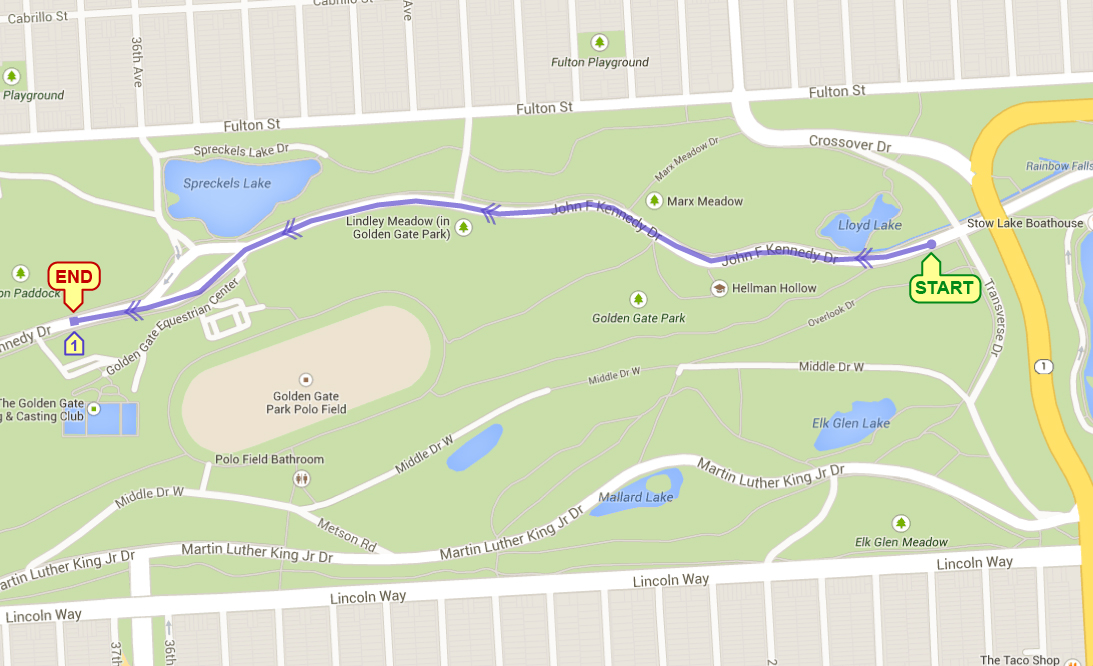 Spreckels Lake 5K & San Franciscan Mile & Kid's Run @ JFK Dr & 36th Ave (across from Spreckles Lake) | San Francisco | California | United States